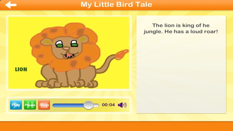 Little Bird Tales StoryTelling screenshot-2