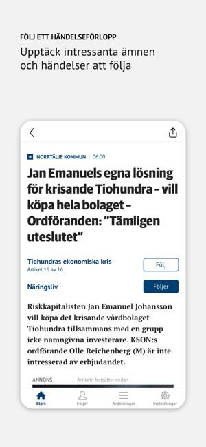 norrtelje tidning annonsera