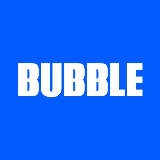 BUBBLE. Наши комиксы