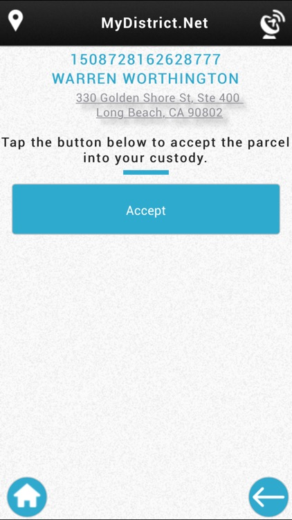 MyDistrict.Net Delivery App screenshot-4