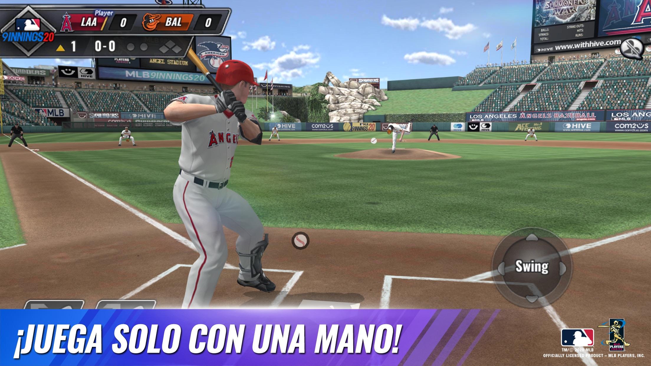 MLB 9 Innings 20 Screenshot