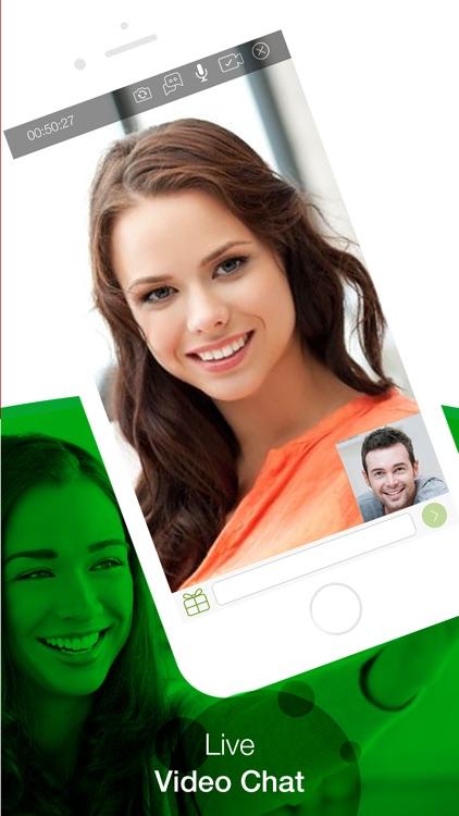 Live Video Chat - MatchAndTalk screenshot-0