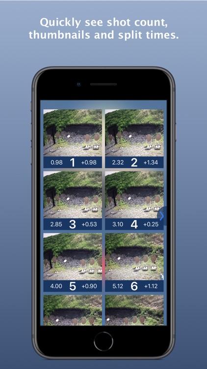 ShoTi: professional shot timer screenshot-3
