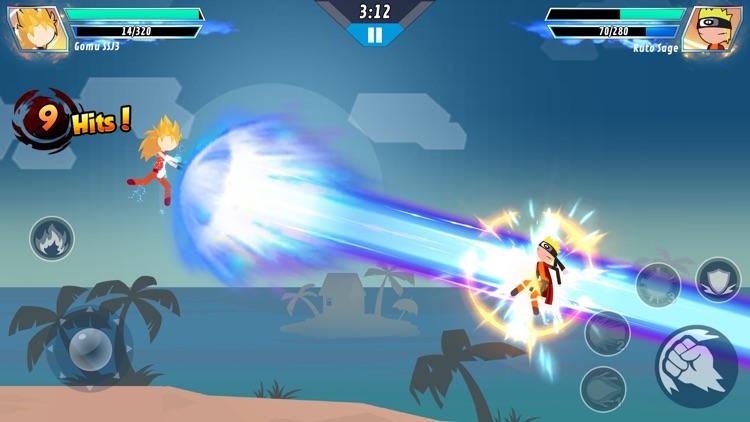 Stick Shadow Fighter screenshot-9