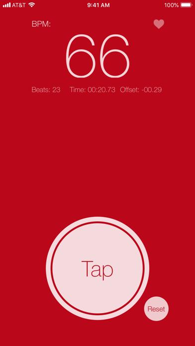 点击获取Tap Tap Heart Rate Measurment