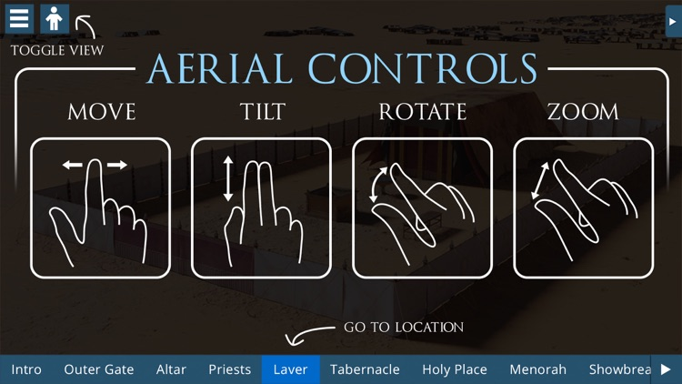 Tabernacle 3D iOS screenshot-3