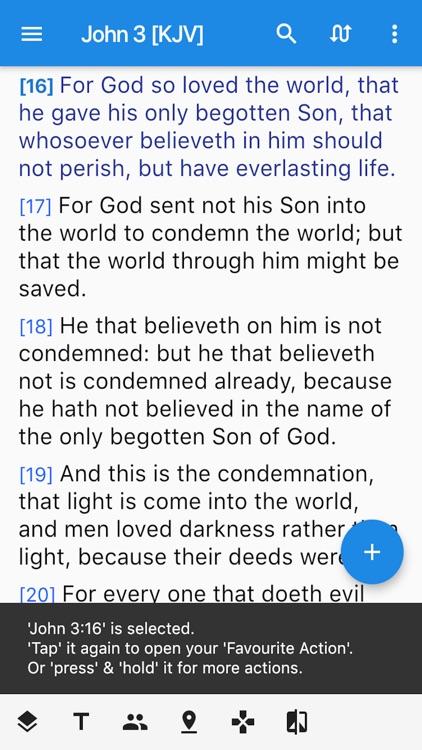 Unique Bible App Plus