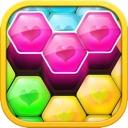 Fill Hexa: Color Square Puzzle