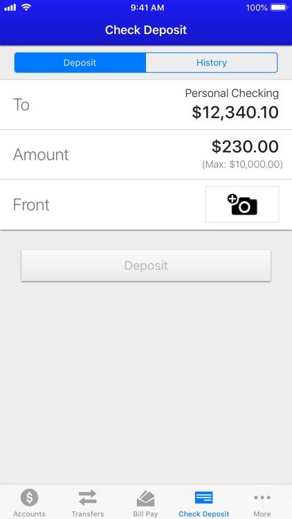 First Commerce Bank screenshot-7