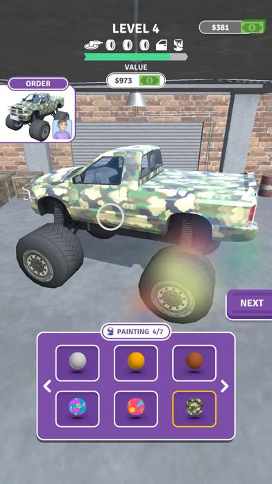 3D Car Maker screenshot 8