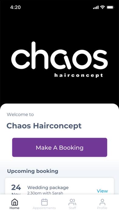 Screen Shot Chaos Hairconcept 0