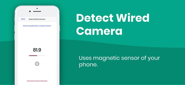 Hidden Spy Camera Detector On The App Store