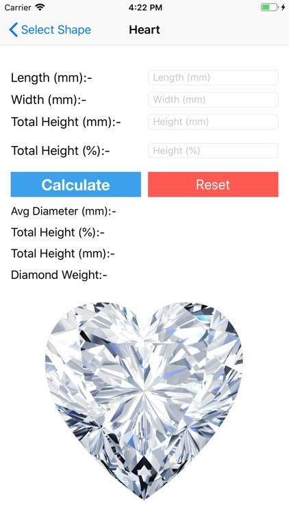 Diam Calc Pro screenshot-3