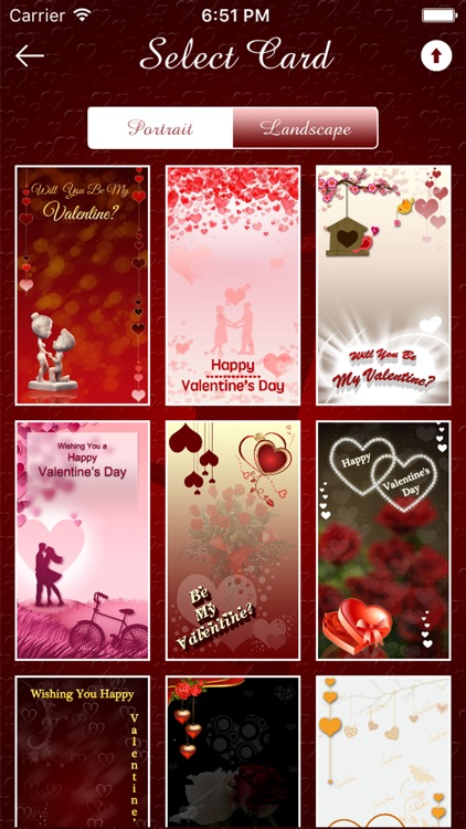 Valentine's Cards & Love Calc screenshot-3