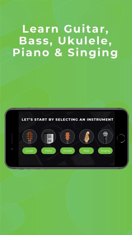 Yousician Guitar, Piano & Bass screenshot-7