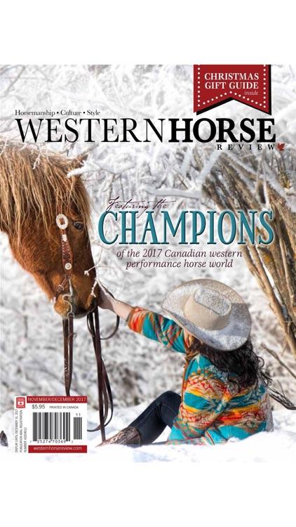 Western Horse Review Magazine screenshot-9