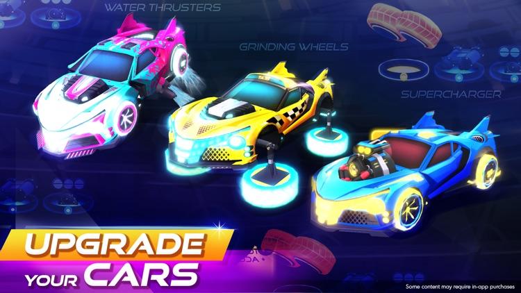RaceCraft - Build & Race screenshot-3