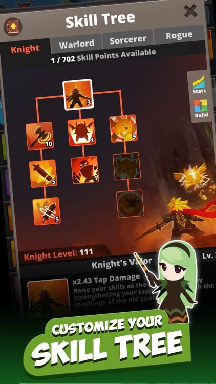 Tap Titans 2-Heroes Adventure screenshot-3