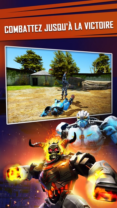 Screenshot for Real Steel in France App Store