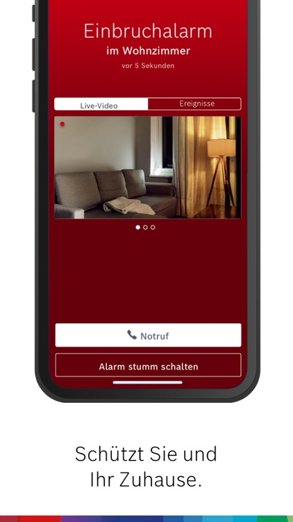 Bosch Smart Home screenshot-4