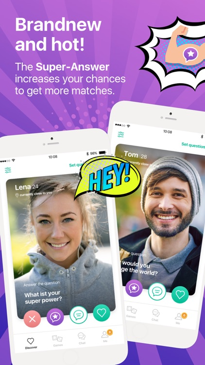 Candidate – Dating App