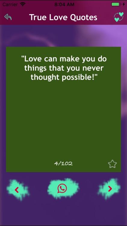 Romantic Quotes Latest Status screenshot-4