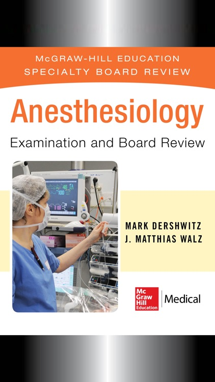 Anesthesiology Board Review 7E screenshot-0