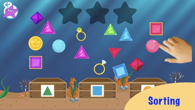Toddler games shapes colors screenshot-3