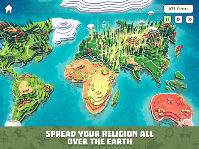 ‎Religion inc. Screenshot