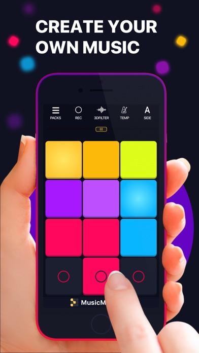 Dj Music Maker Studio Acapella Screenshot