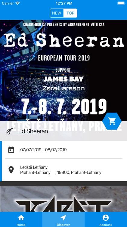 Ticketportal App screenshot-3