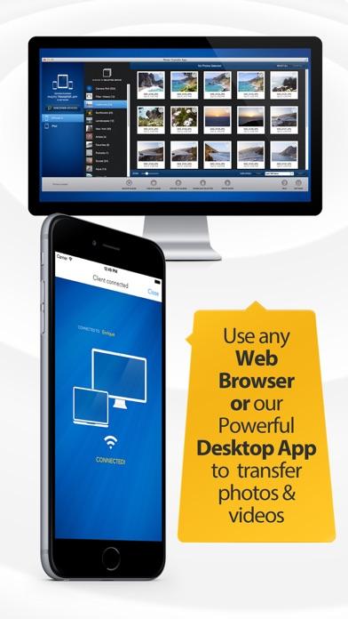 Photo Transfer App - Bitwiseのおすすめ画像4