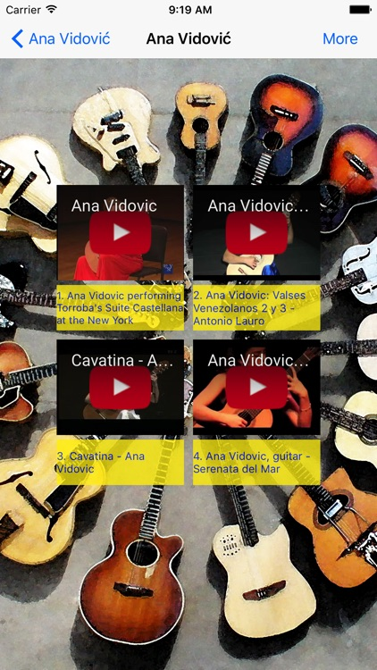 The Great Guitarists screenshot-3