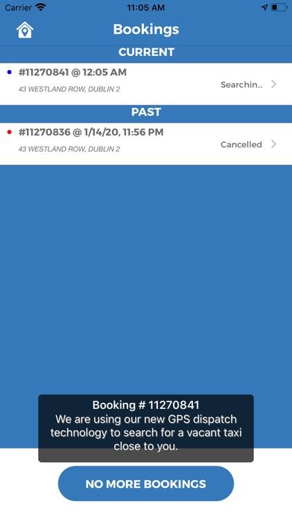 Xpert Taxis screenshot-4