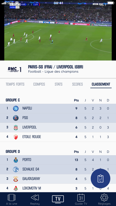 download RMC Sport apps 4