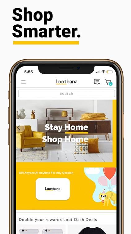 Lootbana-Shopping That Rewards