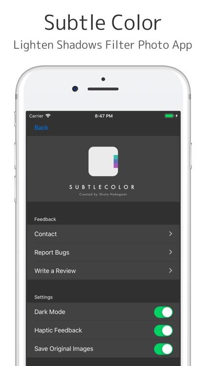 SubtleColor screenshot-4