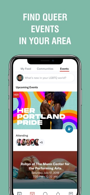 HER: Lesbian Dating & Chat App on the App Store