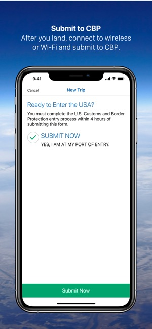 Mobile Passport on the App Store