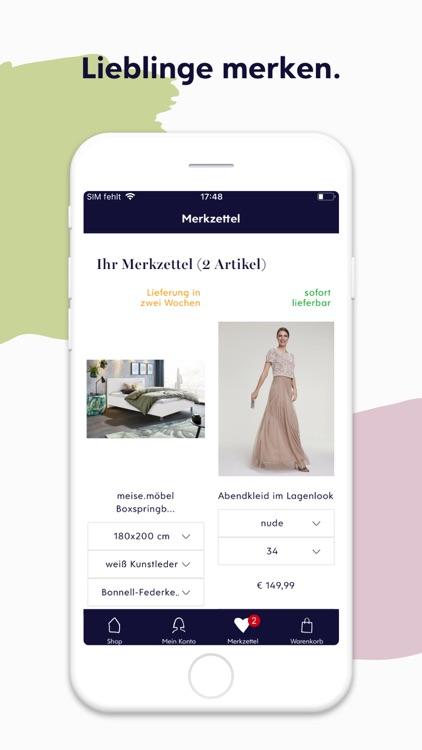 heine – Mode & Wohnen-Shopping screenshot-5