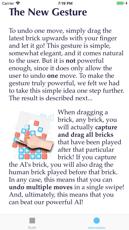 Connect Four in Line - AI screenshot-4