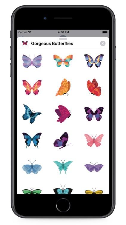 Gorgeous Butterflies screenshot-4