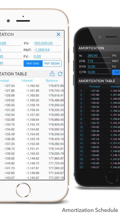 10bII Financial Calculator PRO screenshot-4