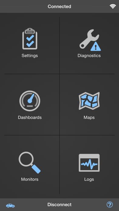 OBD Fusion Screenshots