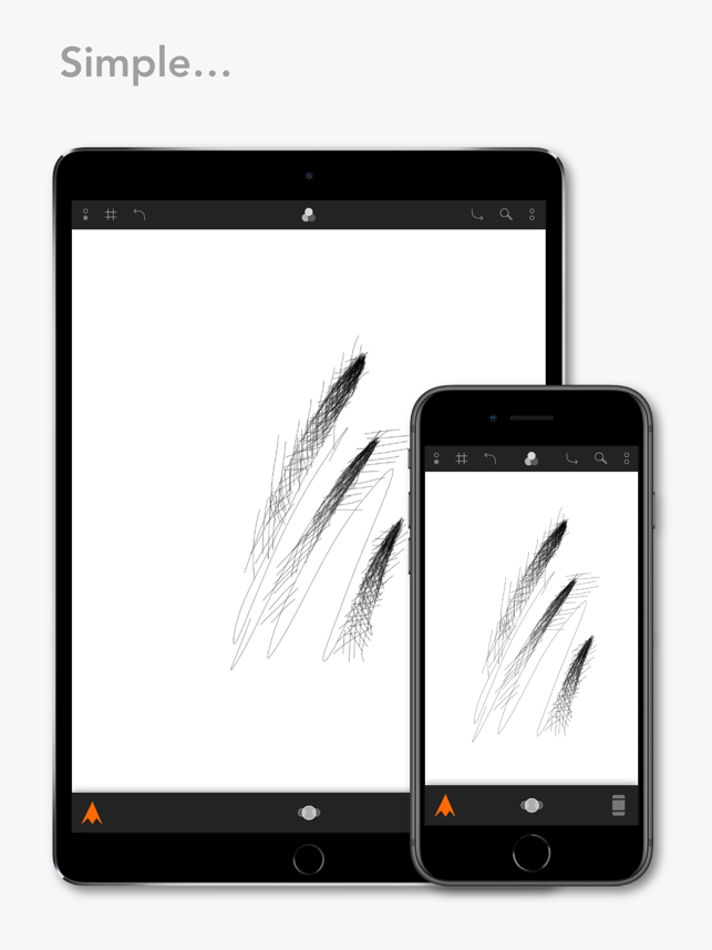 ‎LetSketch Screenshot