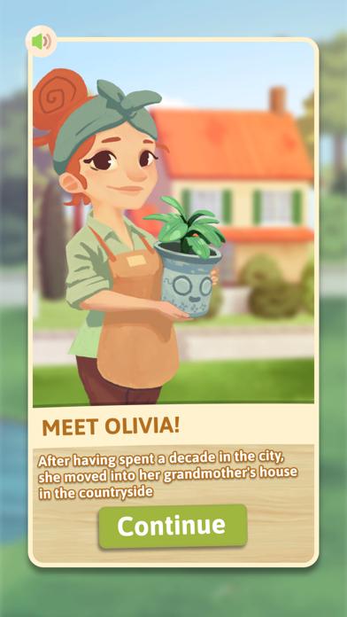 Plantopia - Merge Garden screenshot 1
