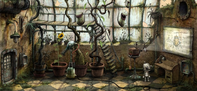 Machinarium On The App Store