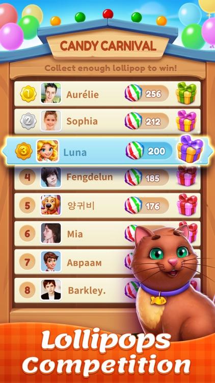 Candy Sweet Legend - Match 3 screenshot-4