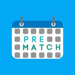 PreMatch for iOS