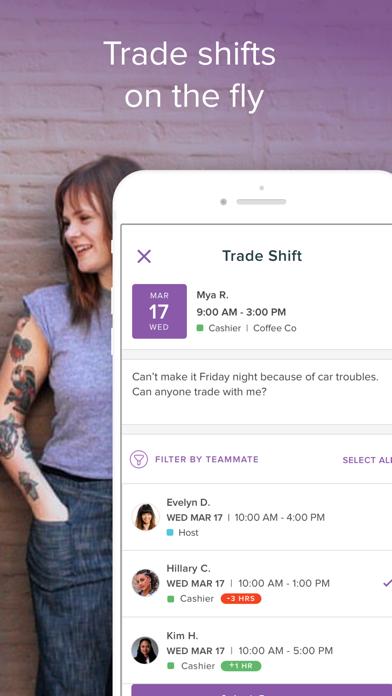 Homebase Employee Scheduling by Pioneer Works, Inc  (iOS